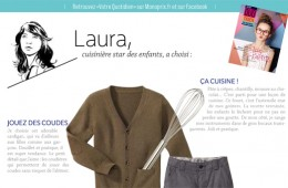 Article Monoprix magazine